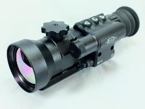 New! T-Ceptor PRO 55-6 12 Micron Thermal Rifle Scope