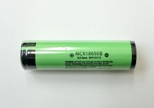 Panasonic NCR18650B 3.7V Rechargeable Battery