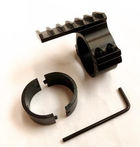 Universal Scope Tube Mount Base